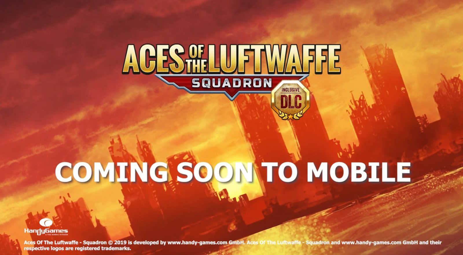 Aces of the Luftwaffe - Squadron: Extended Edition