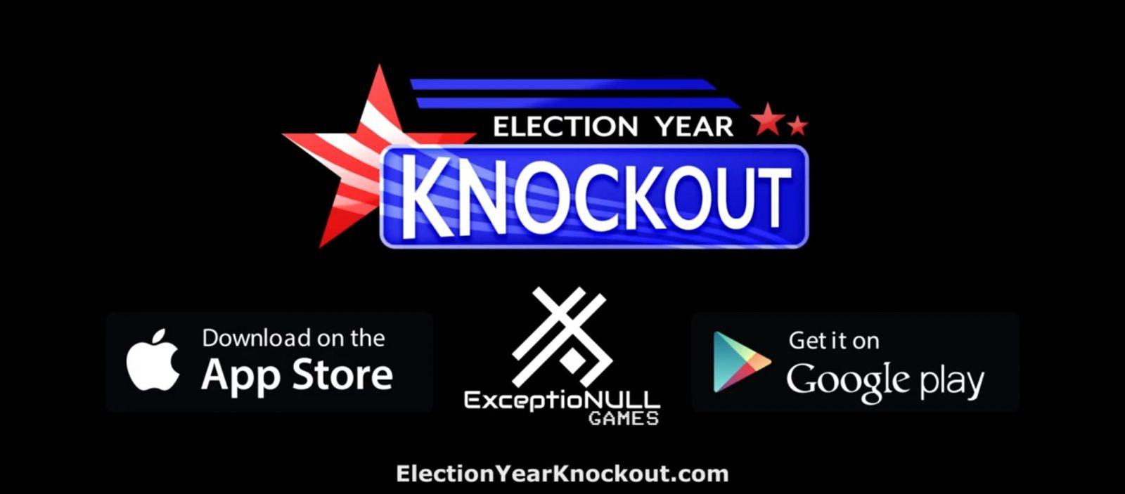 14 февраля начнётся гонка за президентское кресло в игре Election Year Knockout