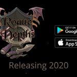 Изучите подземелья и уничтожьте всех врагов в игре Rogue Depths