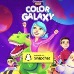 Color Galaxy для Snapchat