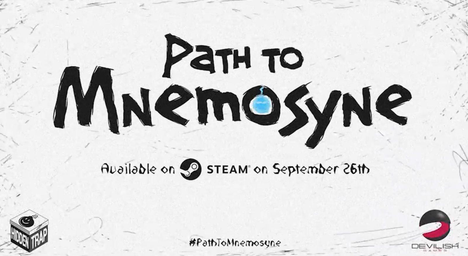 Гипнотическая головоломка Path to Mnemosyne появится на мобильных устройствах совсем скоро