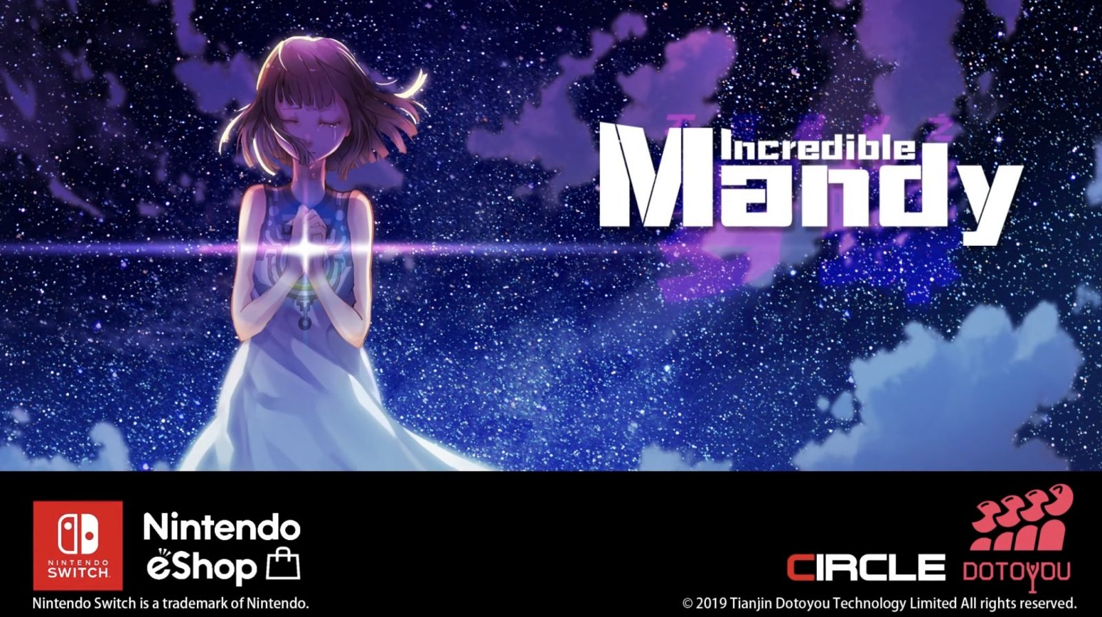 Incredible Mandy перекочует с Nintendo Switch на iOS
