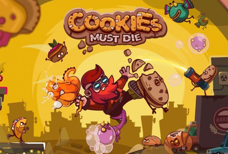 Анонс игры Cookies Must Die