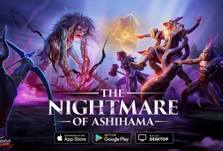Nightmare of Ashihama в Old School RuneScape