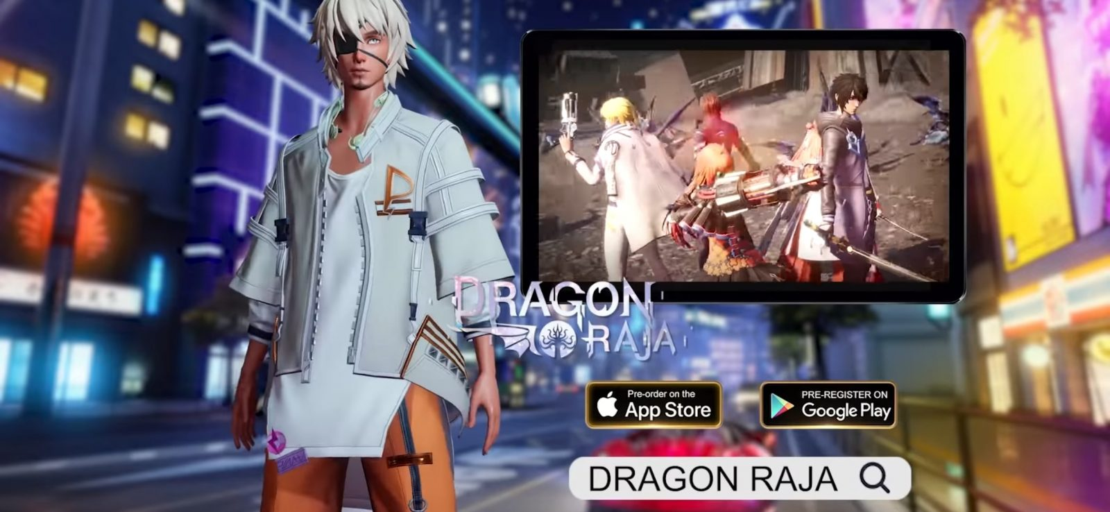 27 февраля выход новой MMORPG - Dragon Raja