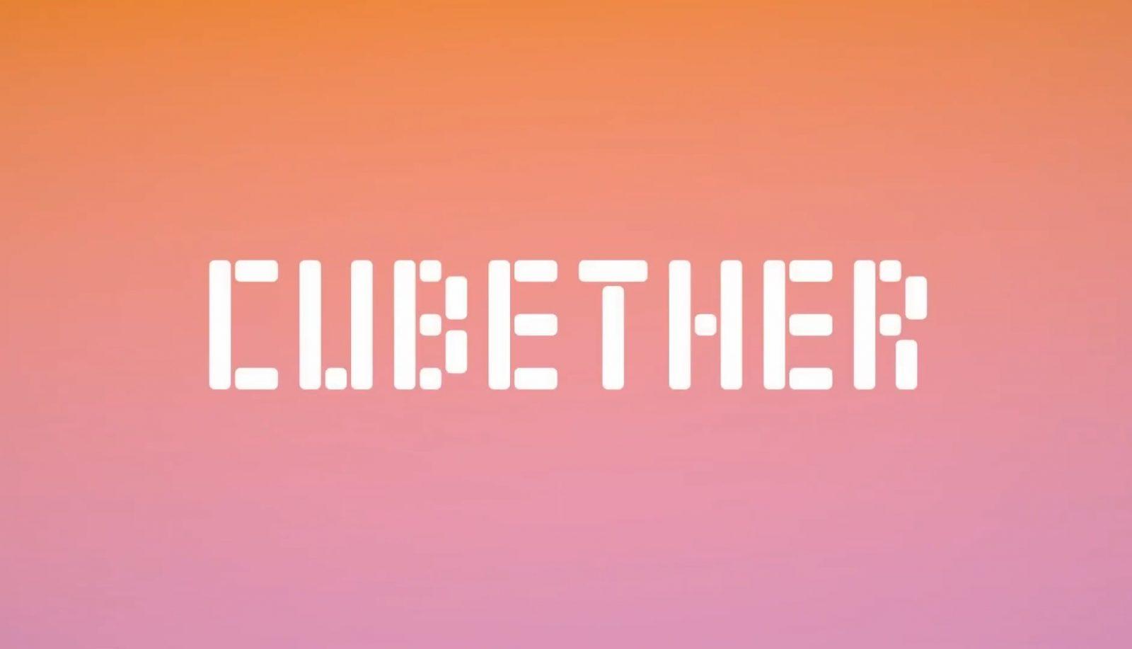 Cubether расслабляющая головоломка