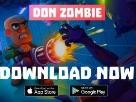Мочи зомбаков в Don Zombie