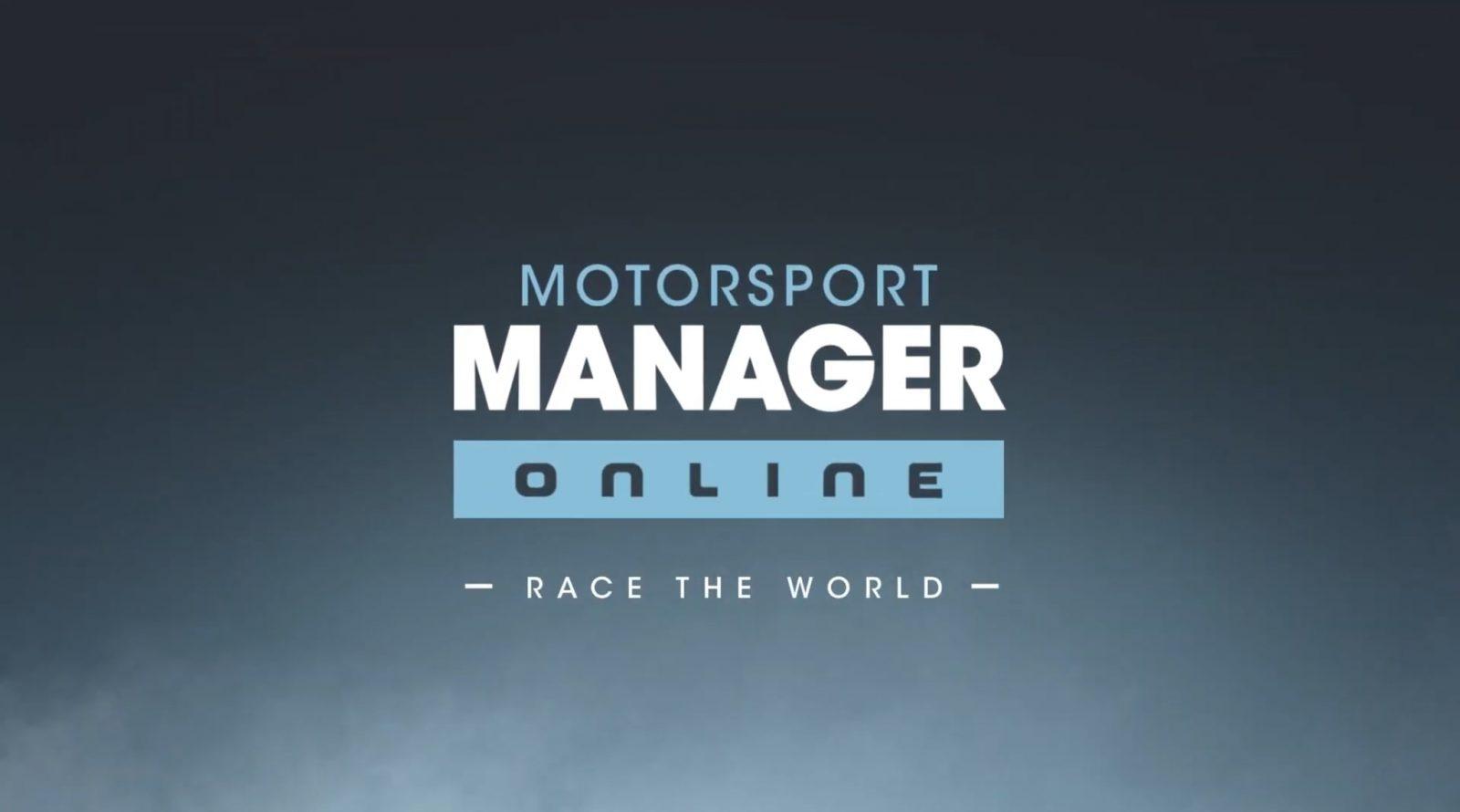 Motorsport Manager Online - собери команду и участвуй в гонках