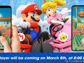 Ждали мультиплеер в Mario Kart Tour? Получайте его 8 марта