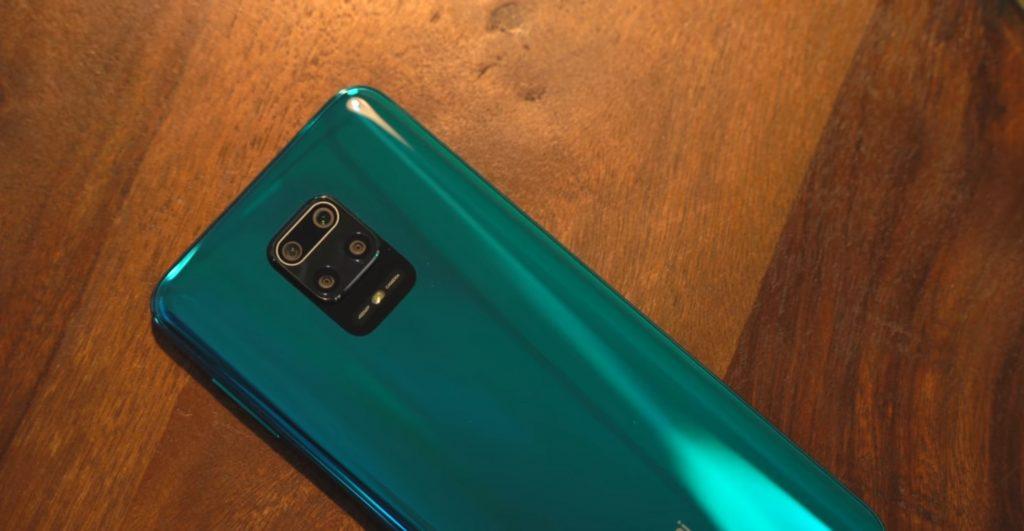 Камеры Redmi Note 9 Pro