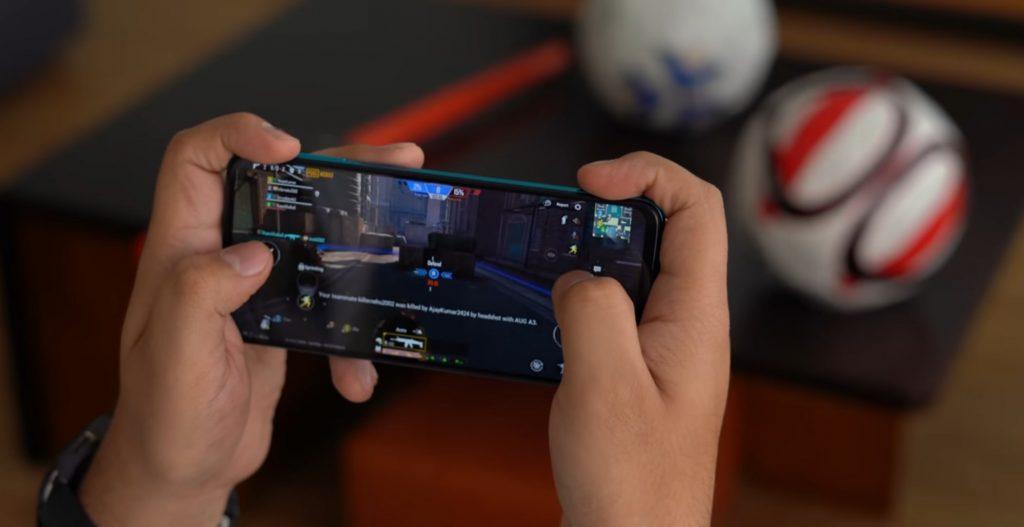 PUBG Mobile на Redmi Note 9 Pro