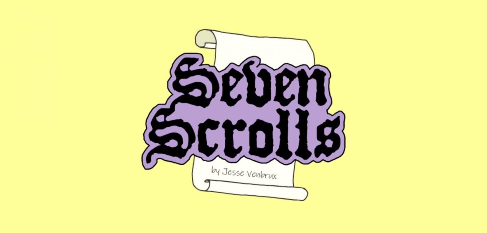 Новая инди игра - Seven Scrolls