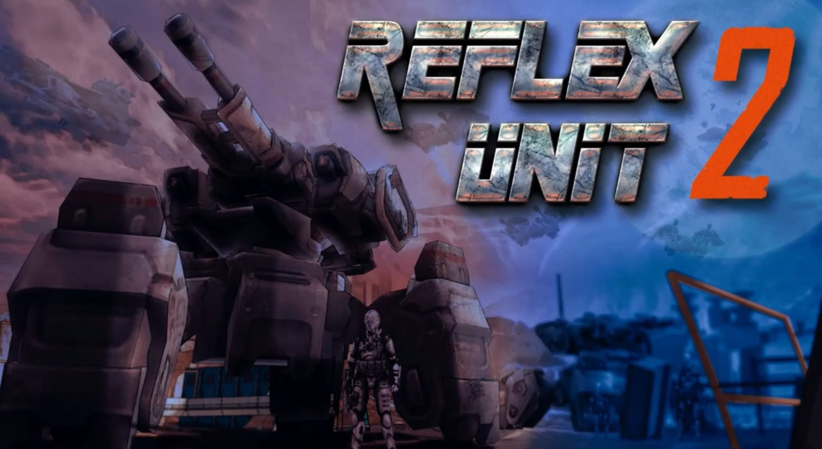 Пришельцы возвращаются в Reflex Unit 2