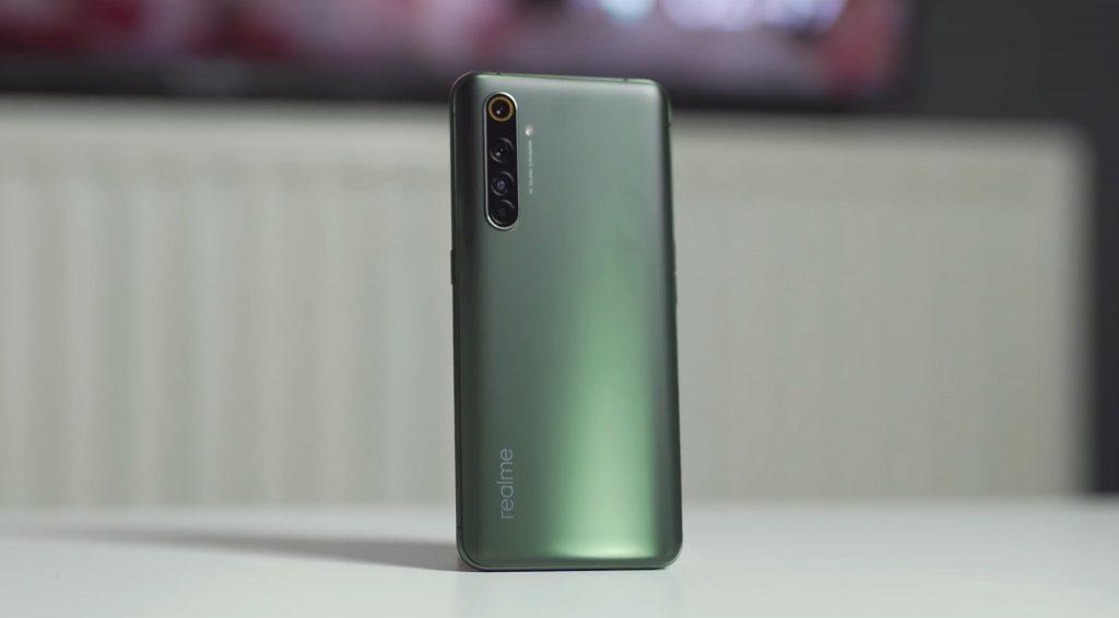 Задняя панель Realme X50 Pro 5G