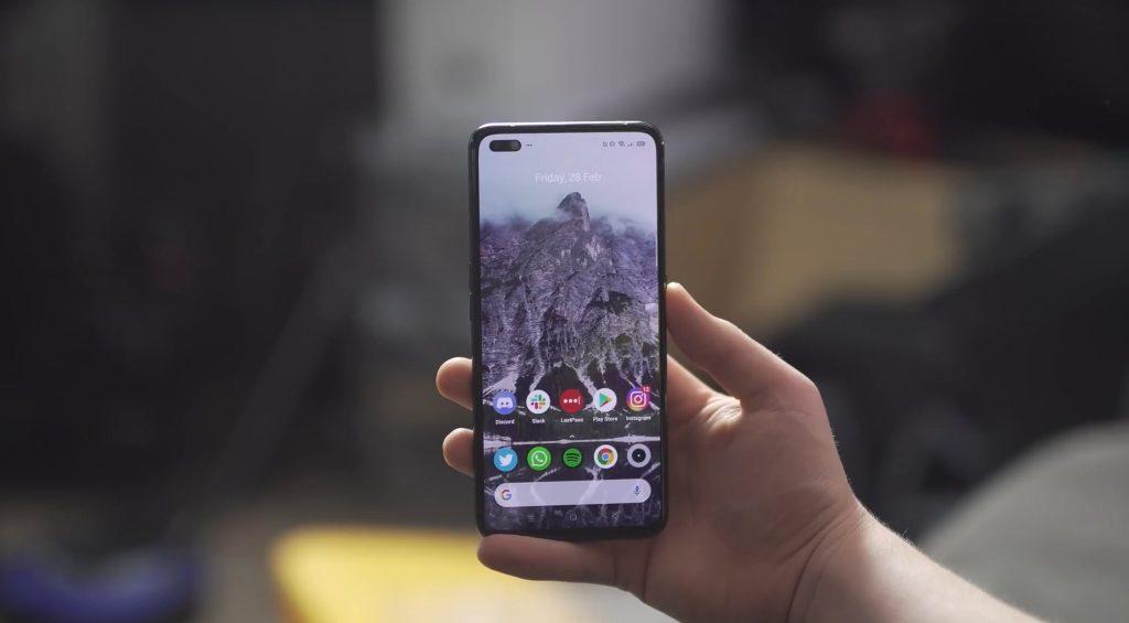 Дисплей Realme X50 Pro 5G