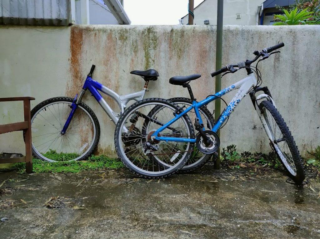 Фото велосипедов на Realme X50 Pro 5G