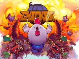Взрывной платформер Bomb Chicken, станет доступным для iOS на следующей неделе
