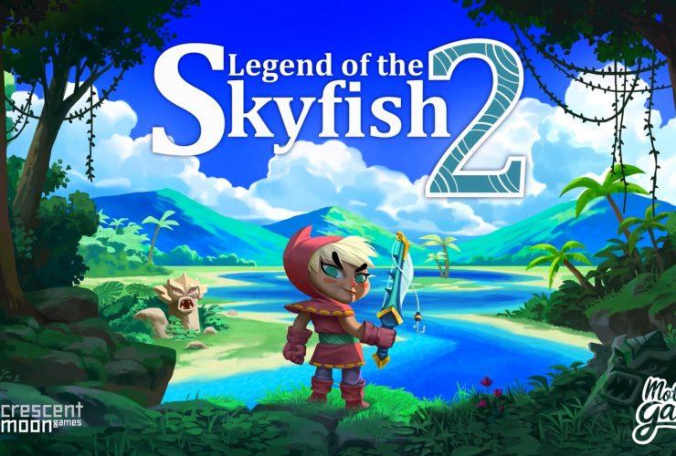 Legend of the Skyfish 2