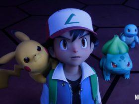 Pokemon на Netflix