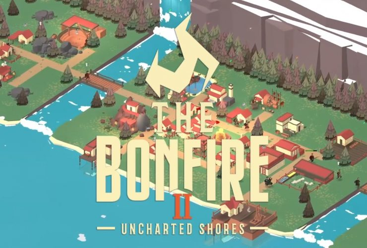 Bonfire 2: Uncharted Shores