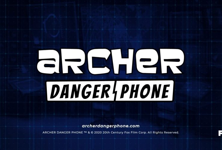 Archer: Danger Phone