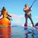 Fortnite: Как словить легендарную рыбу