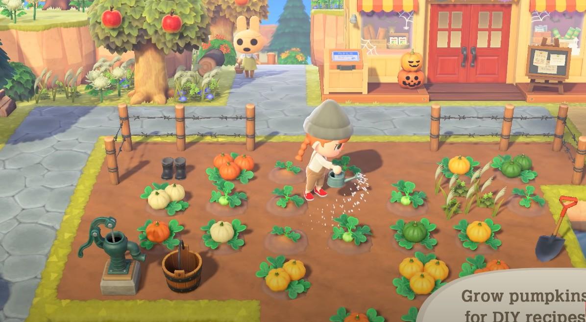 Все что нужно знать об Хэллоуине в Animal Crossing: New Horizons