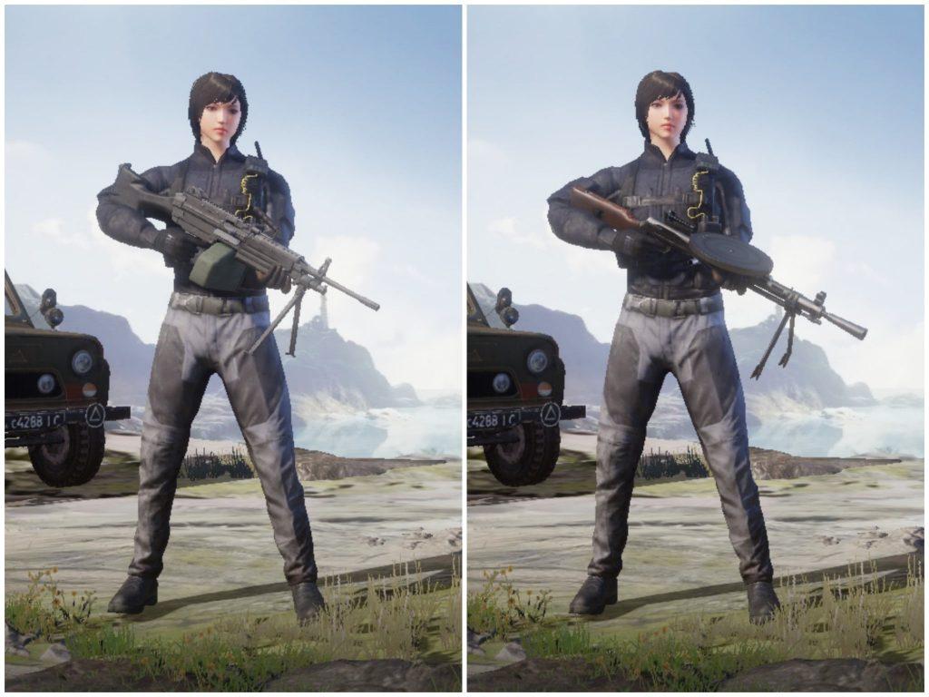 M249 или ДП-28 - какой пулемет лучше?