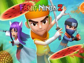 Обзор Fruit Ninja 2