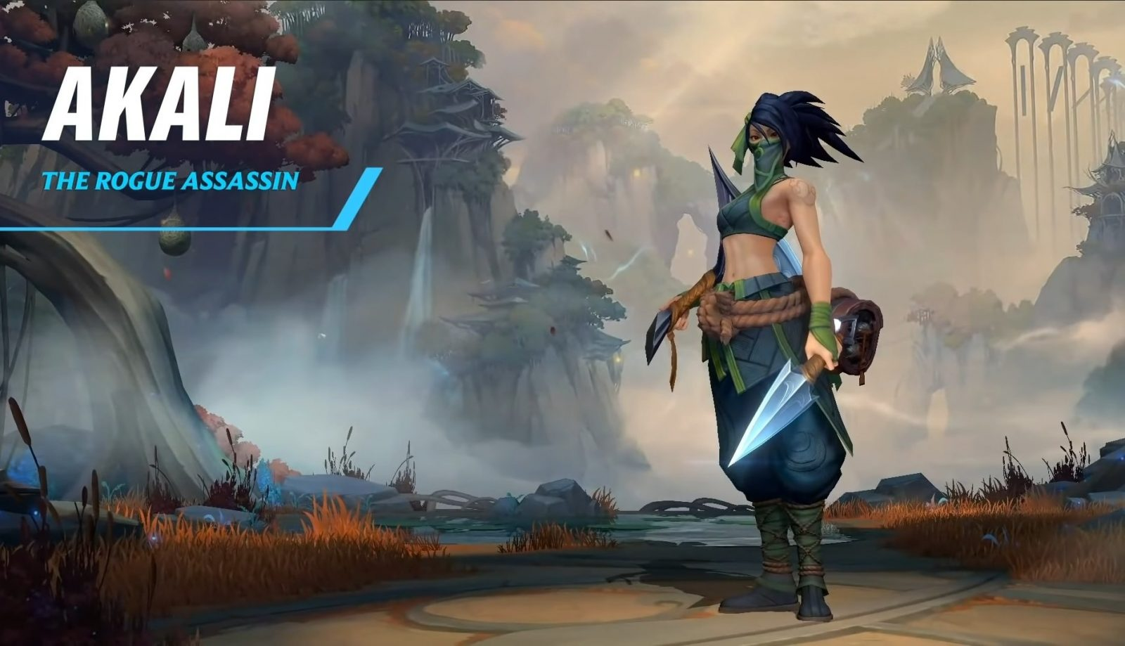 League of Legends: Wild Rift Akali