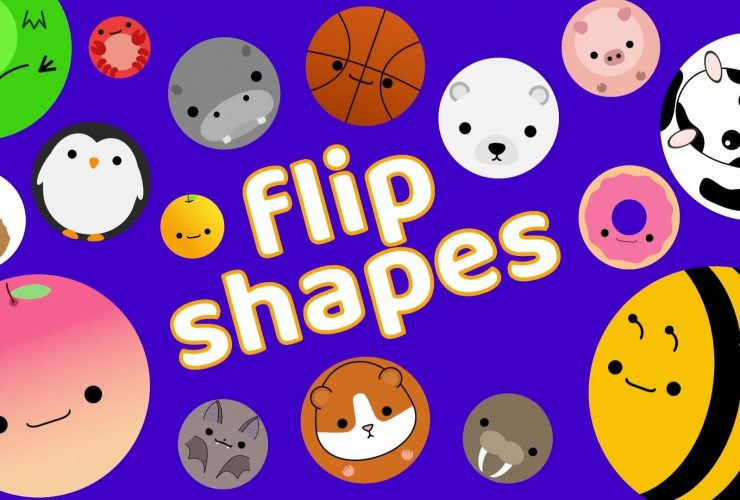 Flip Shapes