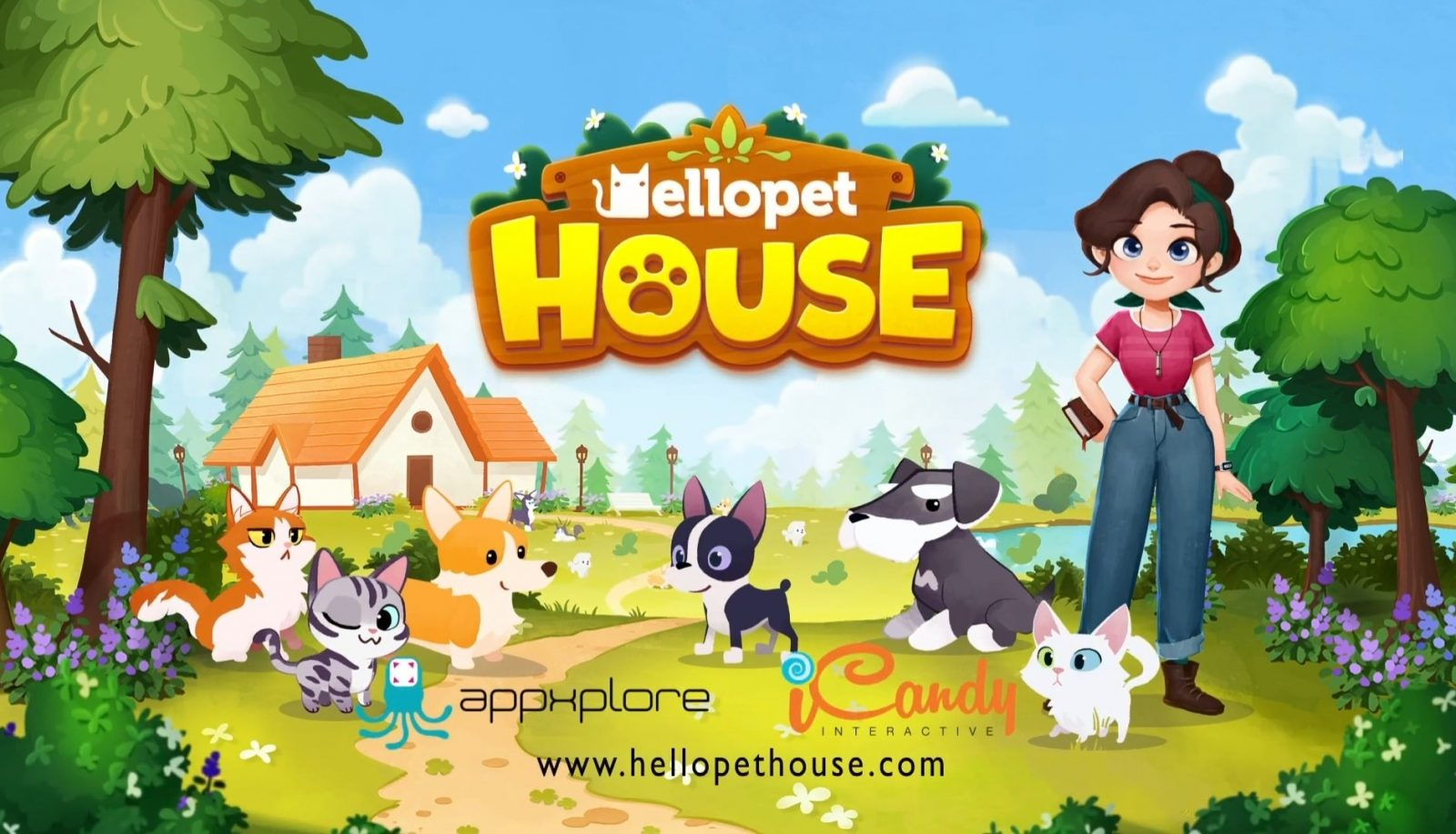 Hellopet House