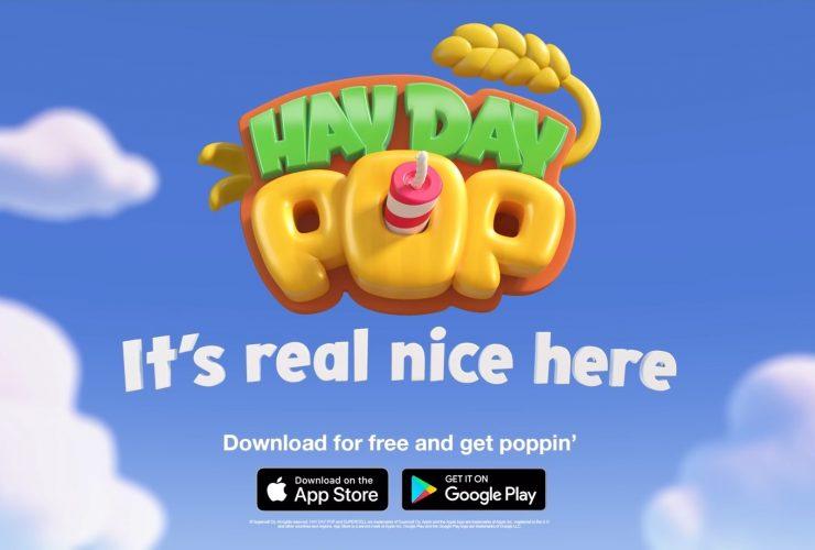 Hay Day Pop