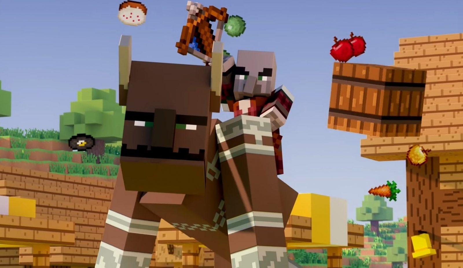 Minecraft самая просматриваемая игра на YouTube