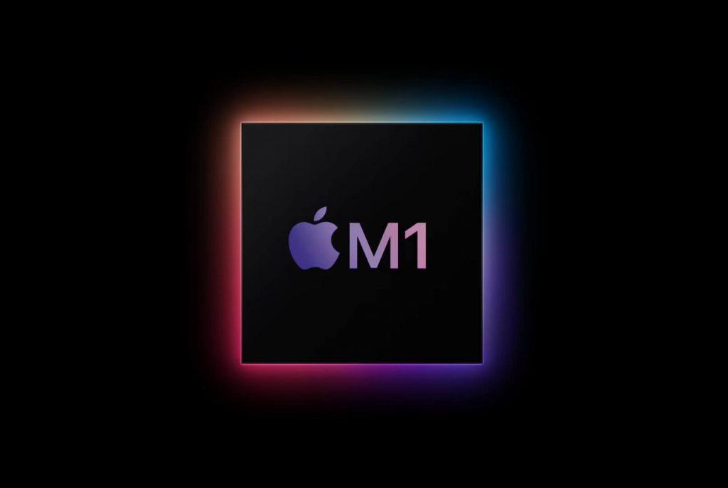 Чип M1 в iPad Pro 2021