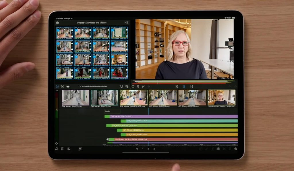 Дисплей mini-LED в iPad Pro 2021
