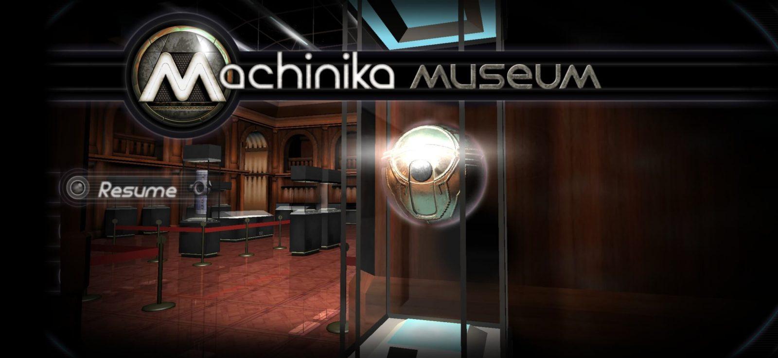 Прохождение игры Machinika Museum
